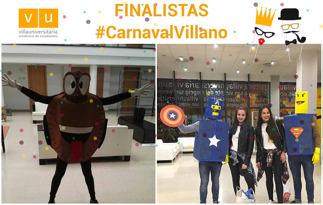 Concurso del Carnaval 2017 Villa Universitaria
